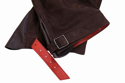 Vente de Knicker cuir coupe femme REF  Gazelle pour la chasse b2db24ab46f