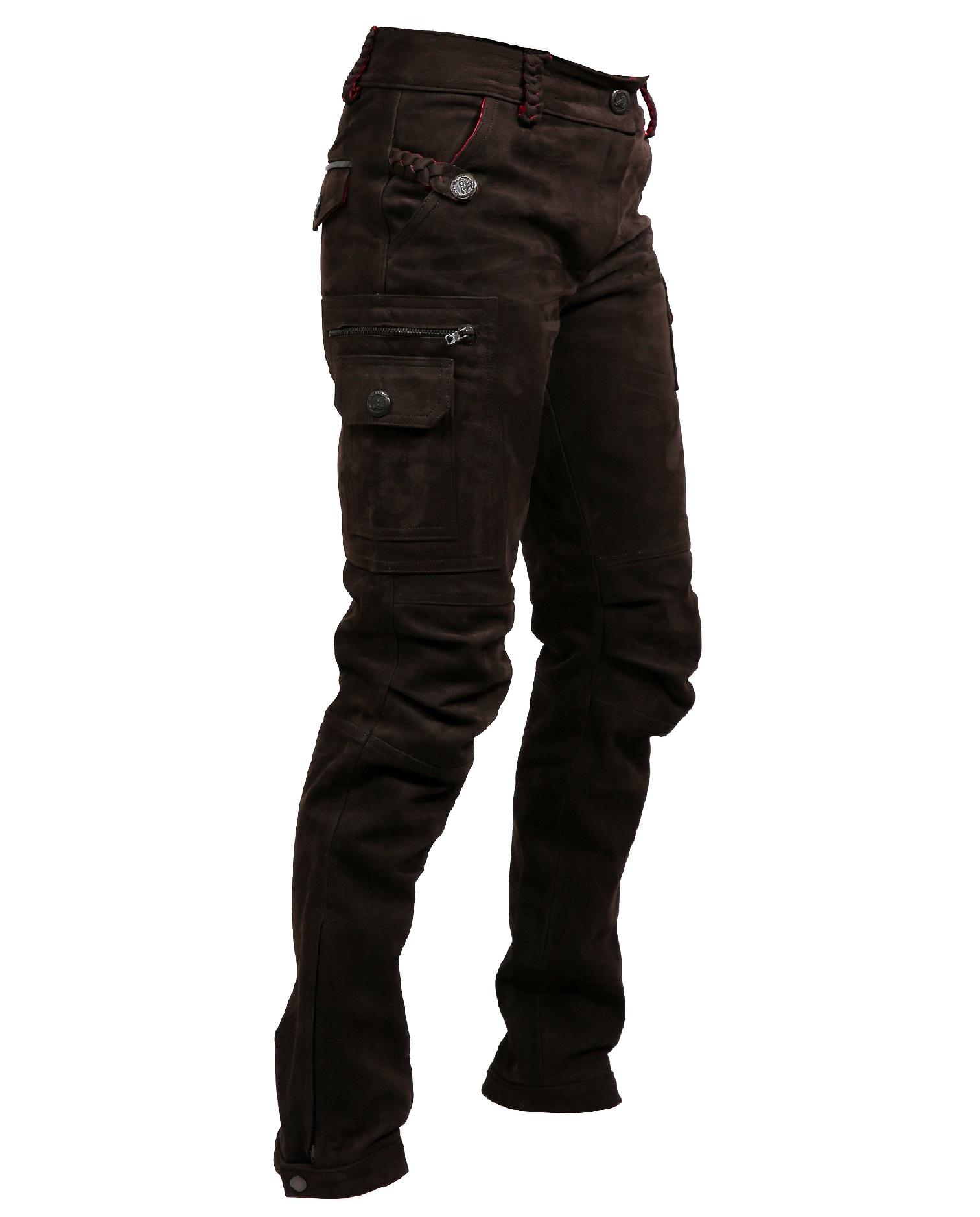 Pantalon Antonia en cuir